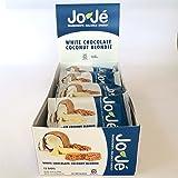 JoJe Bar (White Chocolate Coconut Blondie)