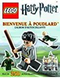 Lego Harry Potter, l'album d'autocollants : Bienvenue à Poudlard