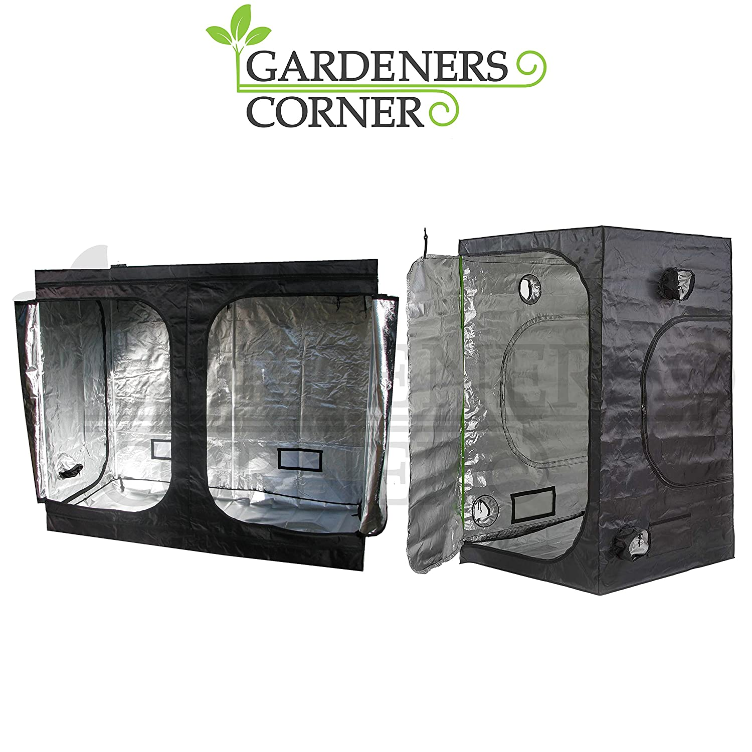 gardeners corner Hydroponics Indoor Growing Tent Grow Bud Box Room (1.5m x 1.5m x 2m) ACI
