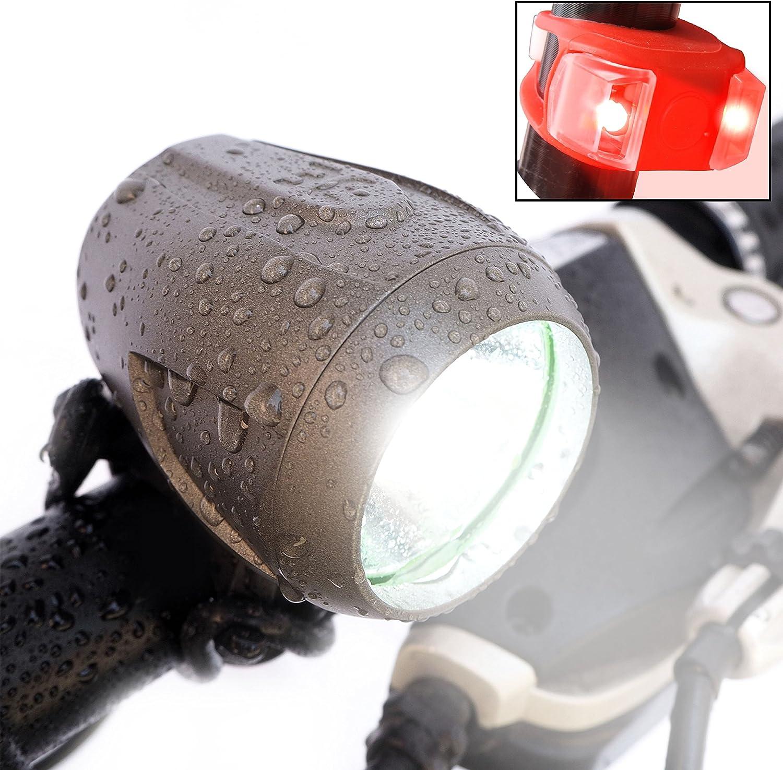 Bright Eyes Bike Light