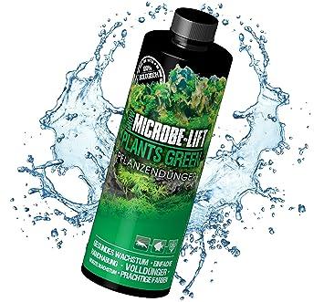 Microbe de Lift Plants Green – Abono para plantas (para todo tipo de agua Plantas