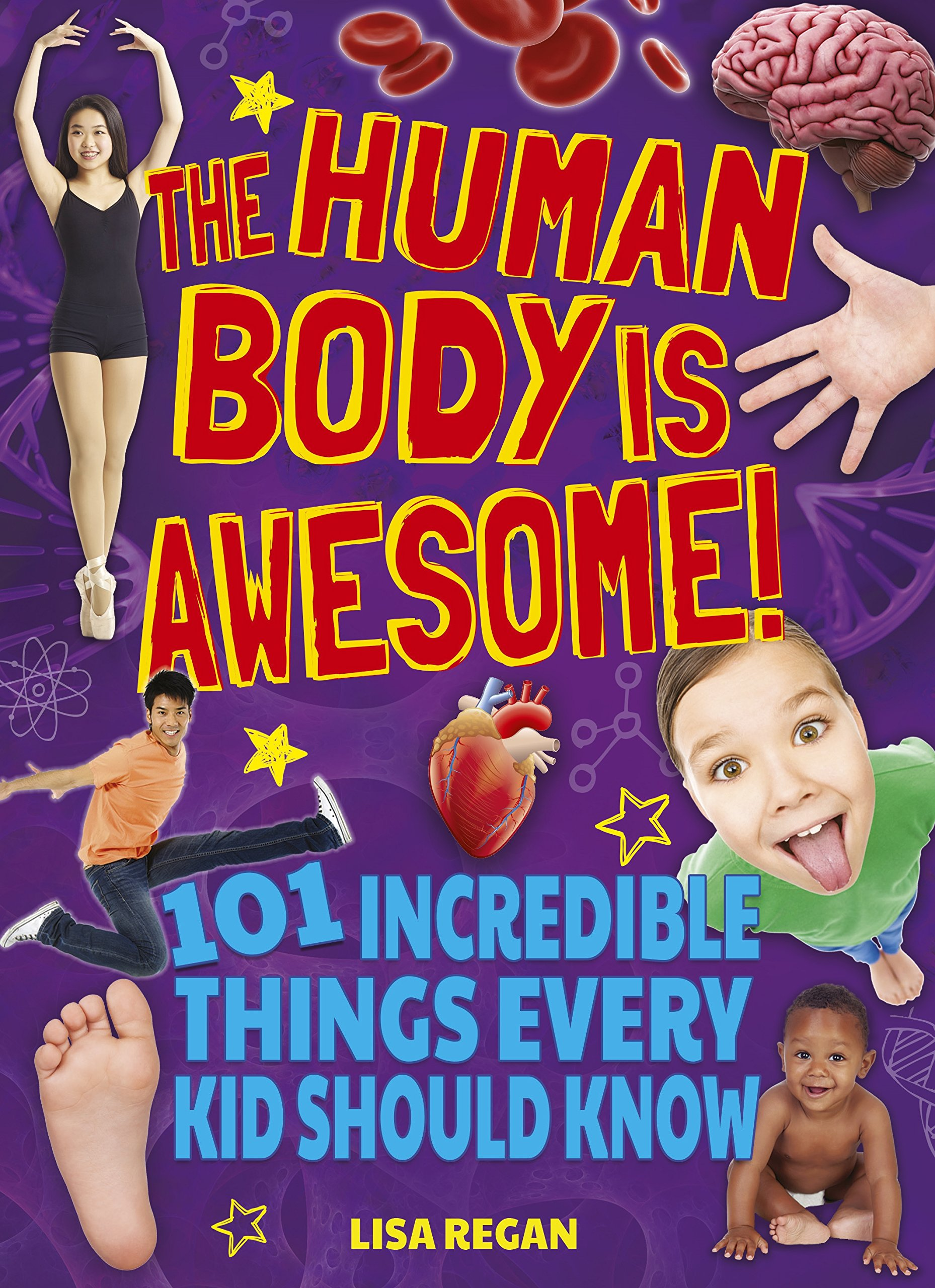 Download The Human Body is Awesome pdf