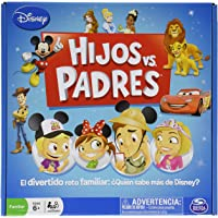 SpinMaster BGM Hijos contra Padres Disney