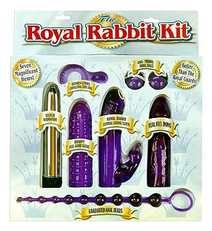 Royal rabbit vibrator
