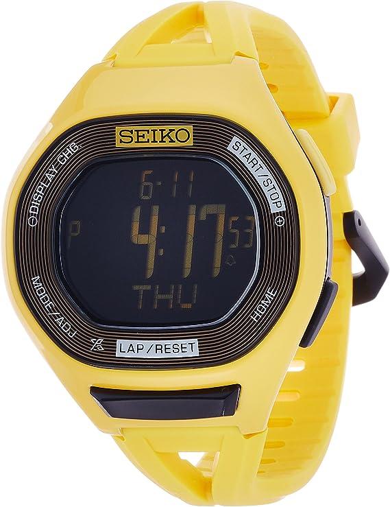 [セイコーウォッチ] 腕時計 プロスペックススーパーランナーズ スーパーランナーズ20周年記念モデルクオーツハードレックス SBEG015