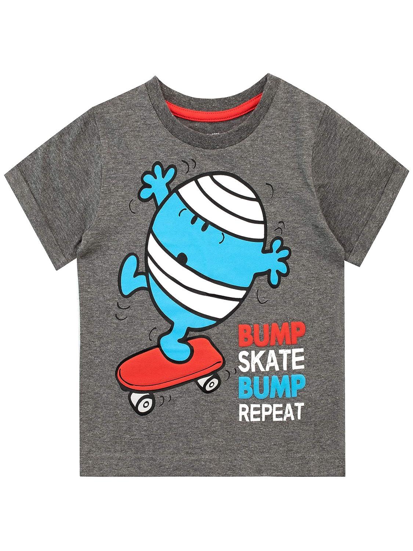 Bump T-Shirt Mr Men Boys Mr