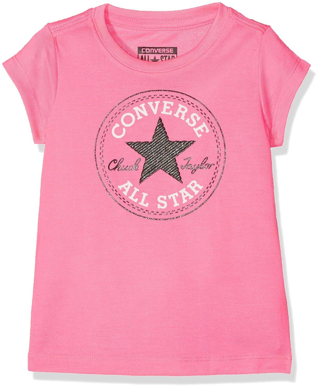 Converse Girl's Chuck Patch Tee T - Shirt