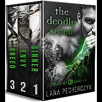 The Deadly Seven Box Set: Books 1-3: Romantic Superhero Suspense (The Deadly Seven Box Set Collections Book 1)