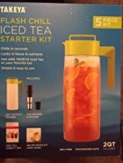Takeya Flash Chill Iced Tea Starter Kit