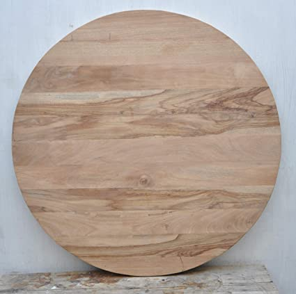 48 X 48 Coffee Table.Amazon Com 48 X 48 X 1 5 Round Rustic Solid Reclaimed Wooden