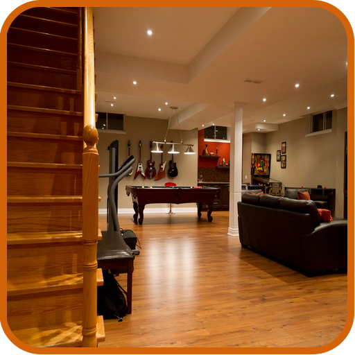 Basement Design Tips (Low Cost Halloween Decorating Ideas)