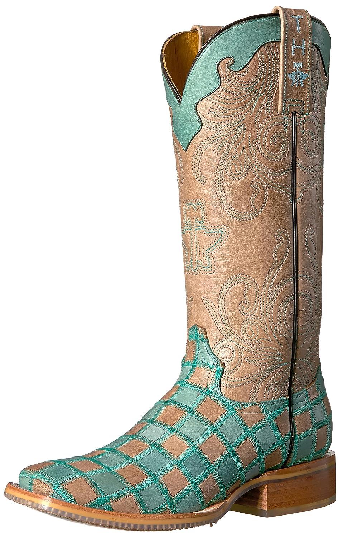 Tin Haul Shoes Women's No Evil Work Boot B01CUDD4NE 9 D US|Multi