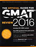 The Official Guide for GMAT Review 2016 with Online Question Bank and Exclusive Video (Old Edition)