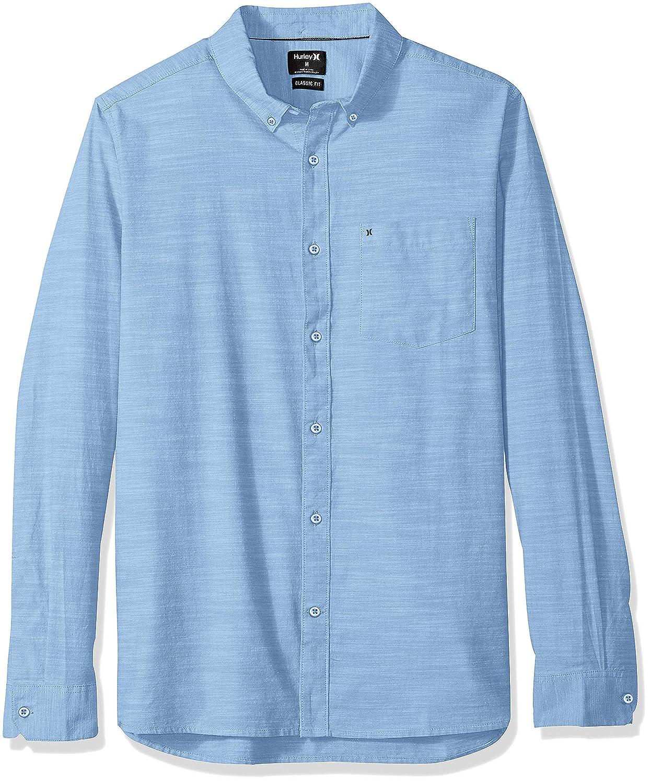 Hurley Herren Hemden M One&only Woven L S