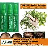 3 Ampolla Intensiva Tonico Crecimiento Para Combinar Con Shampoo Cre-c Max
