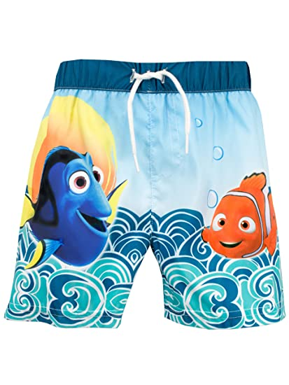 Amazoncom Finding Nemo Boys Disney Swim Shorts 2t Clothing