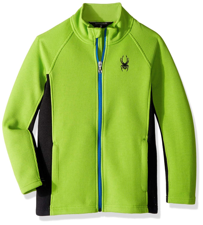 Spyder Jungen Constant Full Zip Stryke Fleece-Oberbekleidung