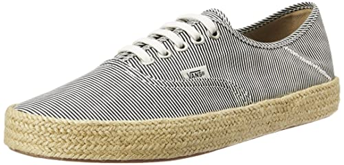 b27d5dfaf5 Vans Women s Authentic ESP Micro Stripes Sneakers - 6.5 UK India (40 ...
