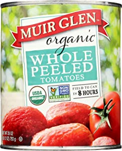 Muir Glen Organic Whole Peeled Tomatoes, 28 oz