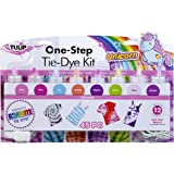 Tulip One-Step Tie-Dye Kit 8 Vibrant Colors Tie-Dye, Unicorn