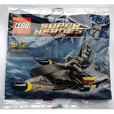 LEGO DC Universe Super Heroes Set #30160 Batman Jetski Bagged: Toys & Games