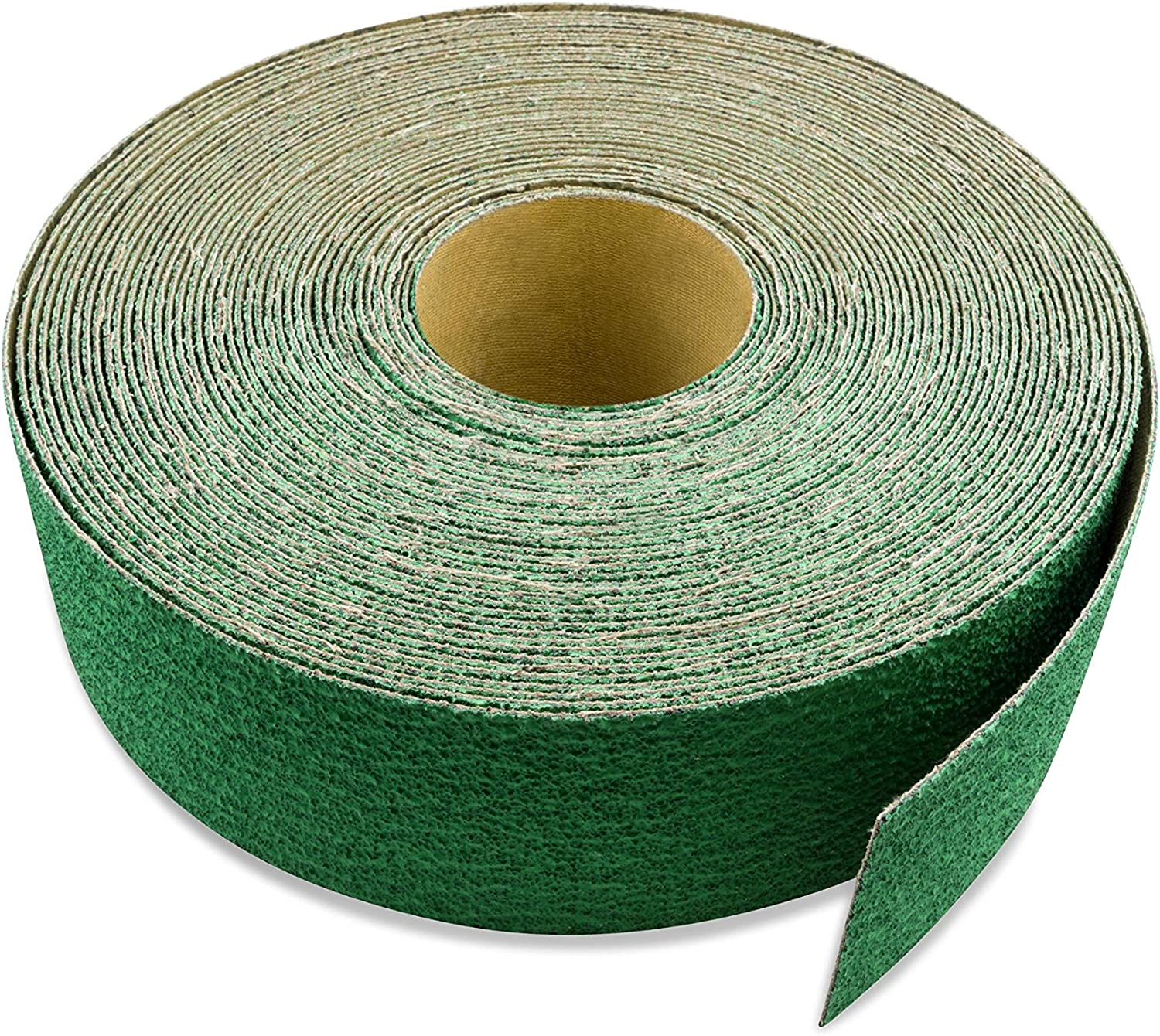 3 inch X 70 FT 100 Grit Zirconia Woodworking Drum Sander Roll, Cut Strips to Length