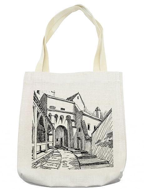 Amazon.com: Bolsa medieval de almuerzo, medieval, diseño de ...
