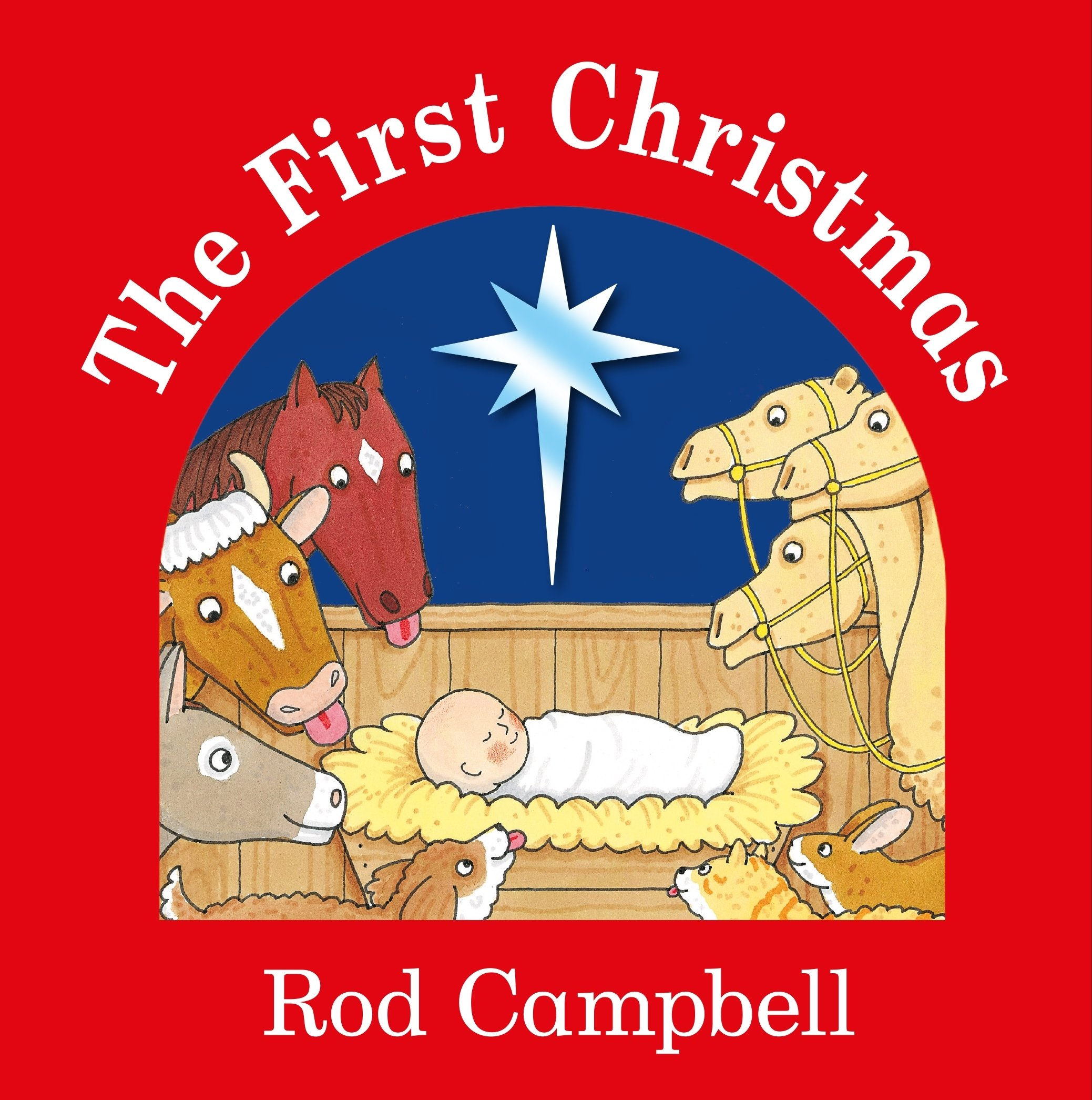 The First Christmas.The First Christmas Amazon Co Uk Rod Campbell Books