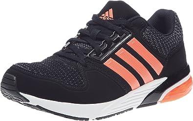 Puñado genéticamente Lo encontré  Adidas Azteca, Calzado de Deporte para Hombre, Negro (Noir1/Orange  Intense/Blanc), 44: Amazon.es: Zapatos y complementos