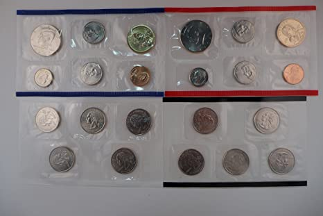 Mint Set 20 Coin Set OGP and COA 2003 U.S