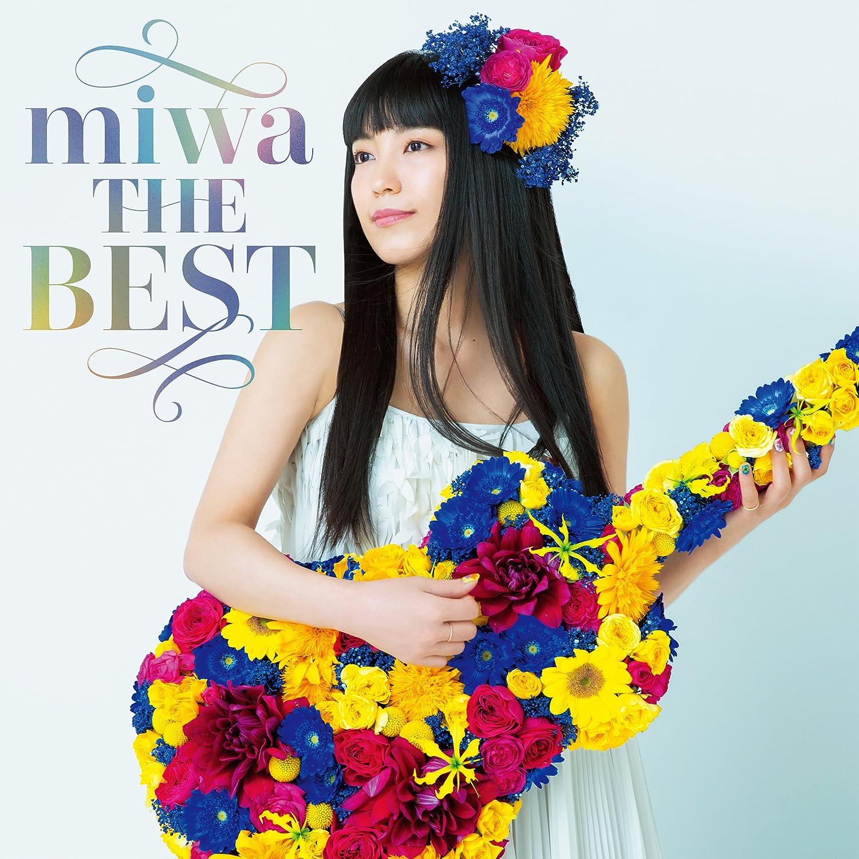 miwa THE BEST(完全生産限定盤)(Blu-ray Disc付)(「miwa THE BEST」オリジナルクリアファイル(Amazon.co.jp Ver.)付) B07DN6T8J1