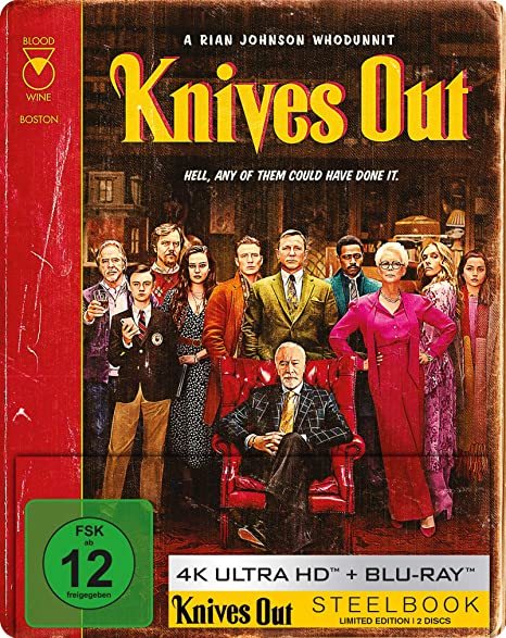 "Neu im Kino: ""Knives Out – Mord ist Familiensache"" - Kultur ..."