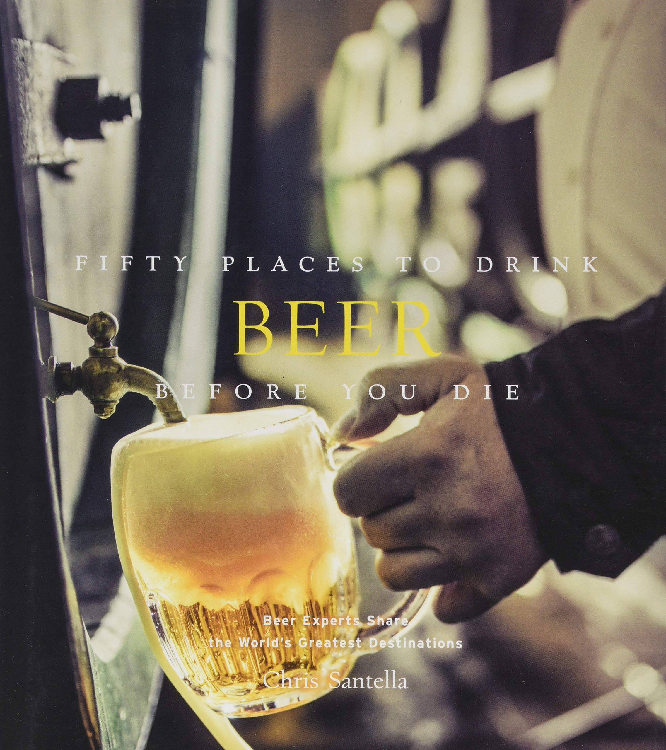 Fifty Places Drink Beer Before product image