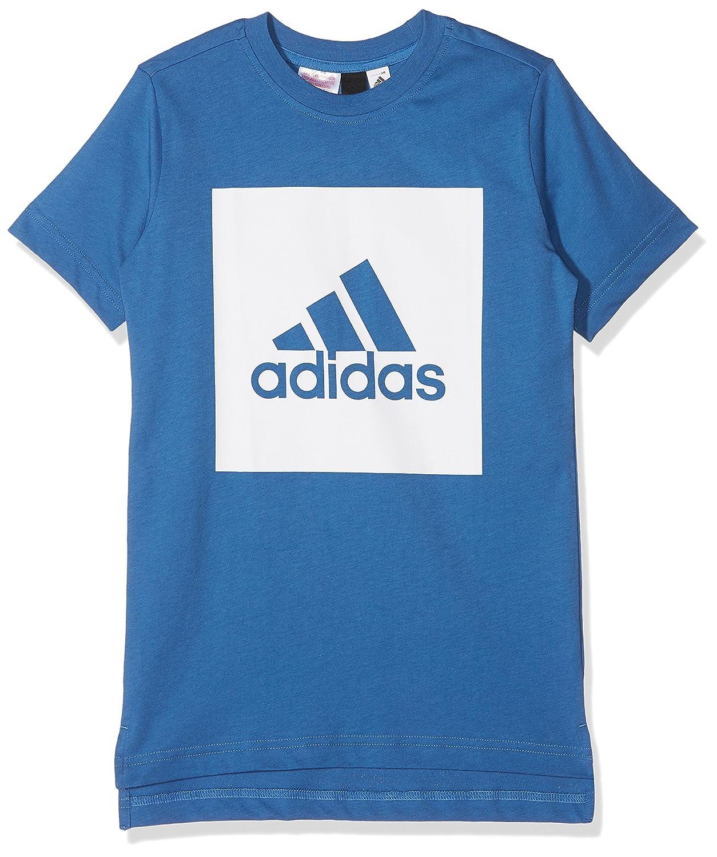 adidas Yb Logo tee 2 Camiseta, Niños