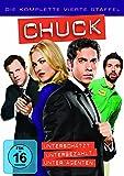Chuck - Die komplette vierte Staffel [5 DVDs]