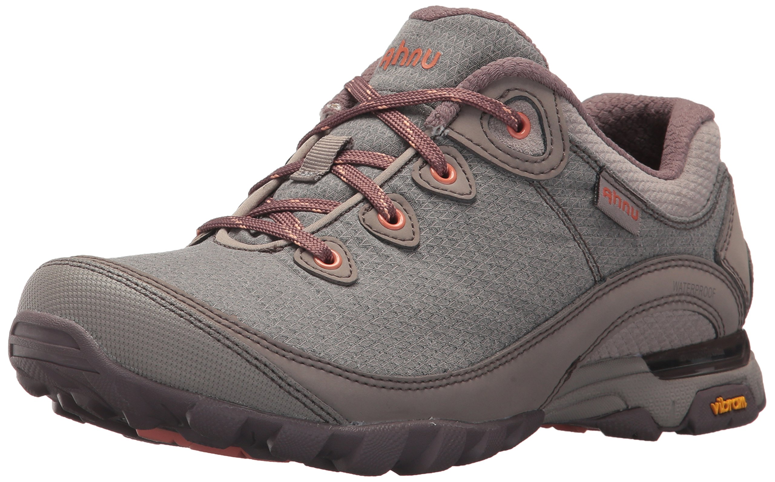 Ahnu Women's W Sugarpine II Waterproof Hiking Boot, Satellite, 8.5 Medium US