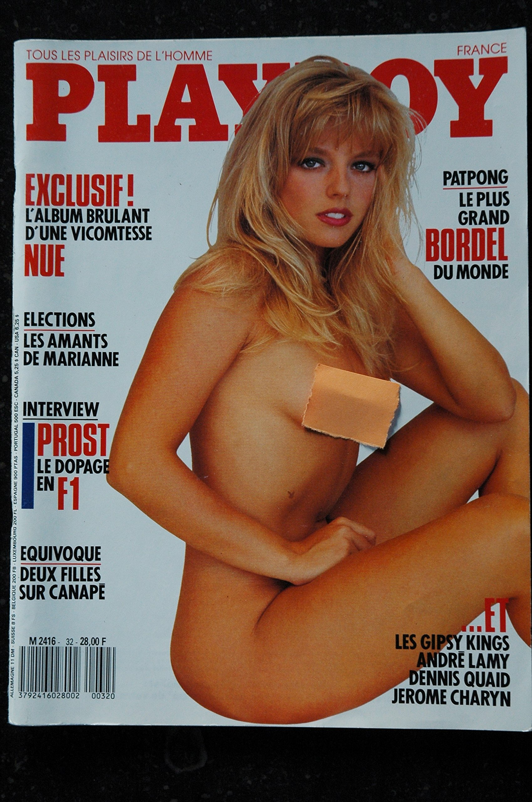 Naked ionesco Eva Ionesco