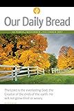 Our Daily Bread - October/November/December 2017