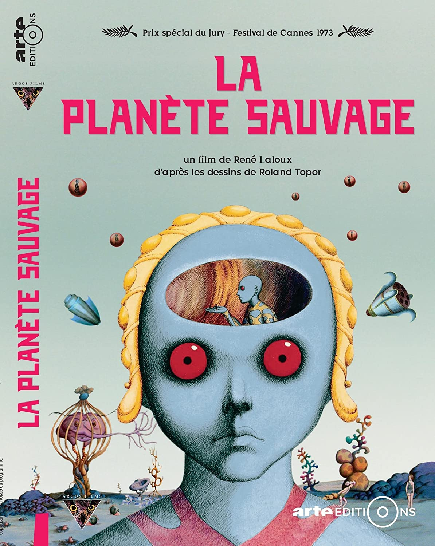 La Planète Sauvage [Version restaurée 2K]: Amazon.fr: René Laloux: DVD & Blu-ray