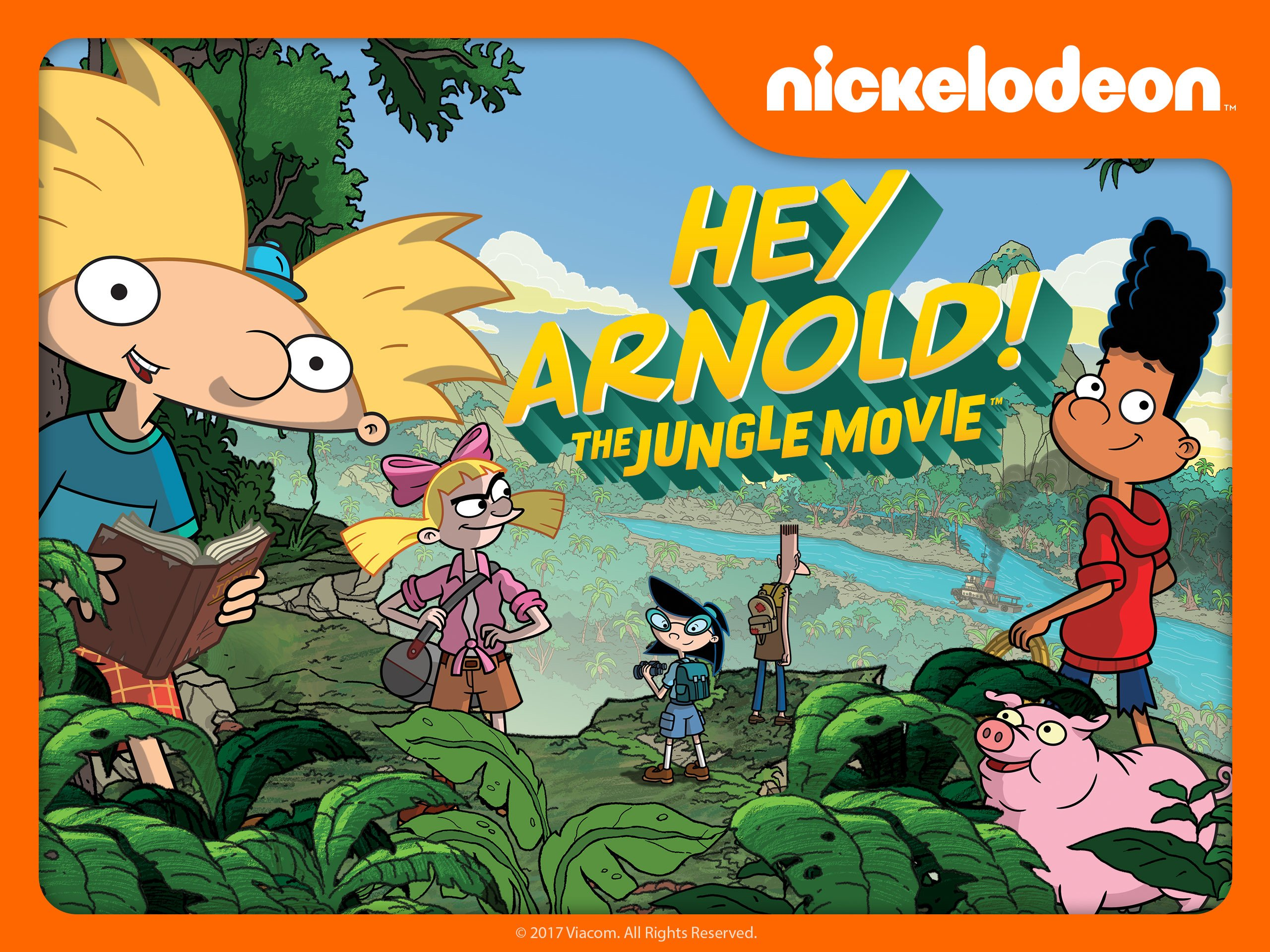 hey arnold the jungle movie full movie download