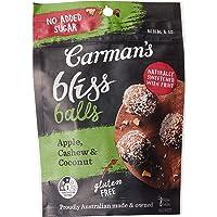 Carman's, Bliss Balls Apple, Cashew and Coconut, 80 Grams