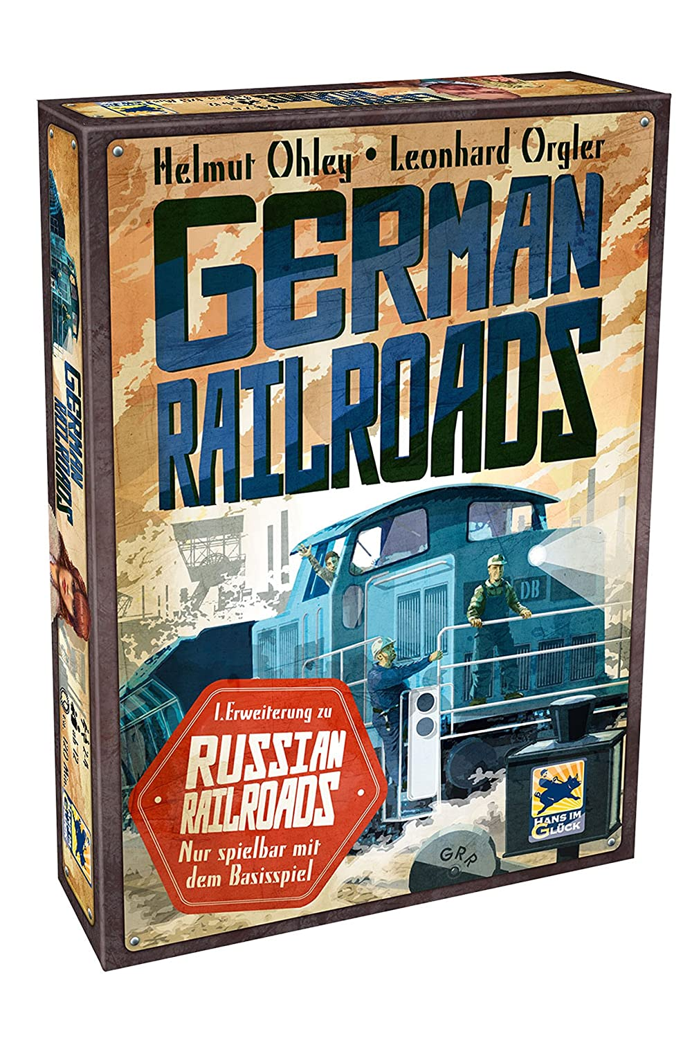 German Railroads, 1. Erweiterung Russian Railroads B0133QK0C0