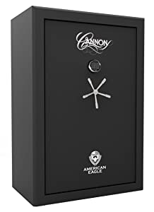Cannon Safe AE594024-60-H1FEC-17 American Eagle Gun Safe Review