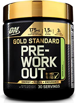 Save 30% on Select Optimum Nutrition Top Sellers at Amazon.com