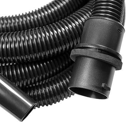 NT 611 NT 561 NT 611 Eco K NT 602 NT 601 NT 611 Eco KF aspirateur vhbw Tuyau daspirateur compatible avec K/ärcher NT 555 noir