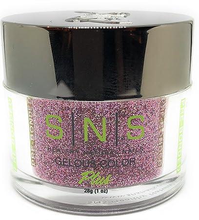 SNS 84 Nails Dipping Powder No Liquid/Primer/UV Light
