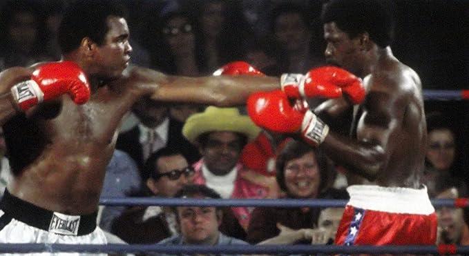 La mayor – Muhammad Ali v Ron Lyle 1975 – Impresión/imagen ...
