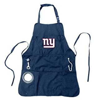 54d24052b4a Amazon.com   Men s Chef Hat   Apron - NFL - New York Giants - Team ...