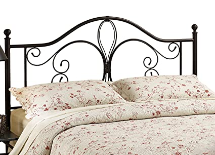 Hillsdale Milwaukee Queen Headboard Without Bed Frame, Antique Bronze - Amazon.com - Hillsdale Milwaukee Queen Headboard Without Bed Frame