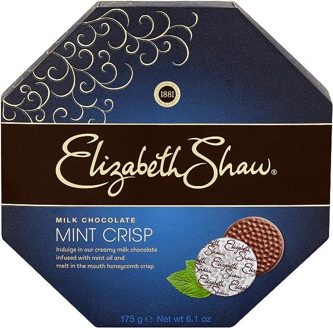 elizabeth shaw choklad